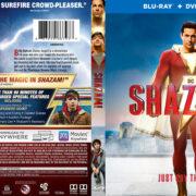 Shazam! (2019) R1 Blu-Ray Cover