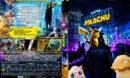 Pokémon Detective Pikachu (2019) R1 DVD Cover