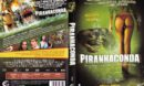 Piranhaconda (2013) R2 German DVD Cover