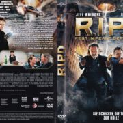 R.I.P.D. (2013) R2 German DVD Cover