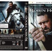 Robin Hood (2010) R2 german DVD Cover