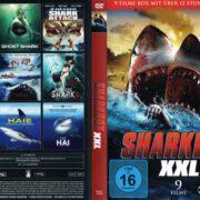 Sharkbox XXL (2014) R2 German DVD Cover