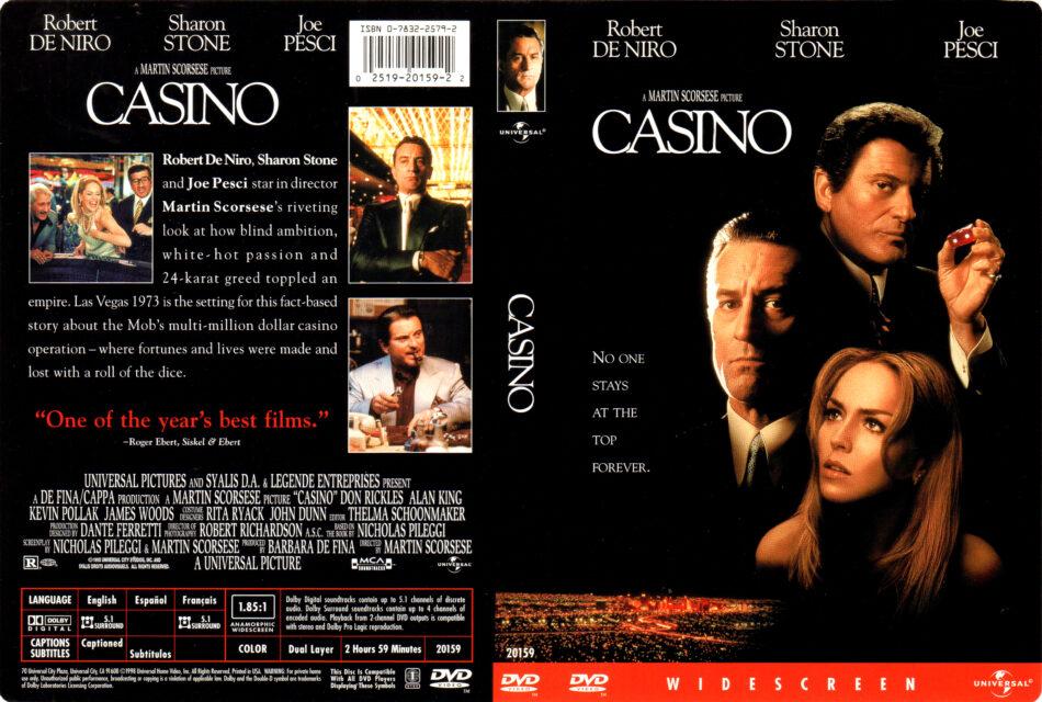 Casino Dvd Cover