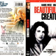 BEAUTIFUL CREATURES (2000) R1 DVD COVER & LABEL