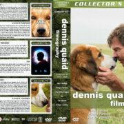 Dennis Quaid Filmography - Set 12 (2017-2019) R1 Custom DVD Cover