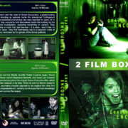 Grave Encounters Double Feature R1 Custom DVD Cover