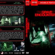 Grave Encounters 1 & 2 R1 Custom DVD Cover