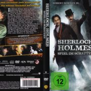 Sherlock Holmes (2011) R2 german DVD Cover
