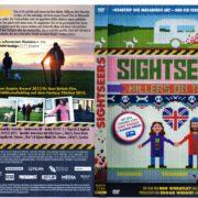 Sightseers (2012) R2 German DVD Cover