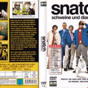 Snatch (2000) R2 German DVD Cover