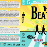 The Beatles Collection (5) R1 Custom Blu-Ray Cover