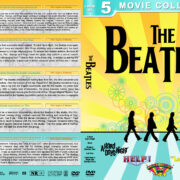 The Beatles Collection (5) R1 Custom DVD Cover