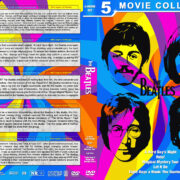 The Beatles Collection (5) R1 Custom DVD Cover V2