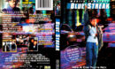 BLUE STREAK (1999) R1 DVD COVER & LABEL