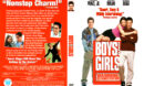 BOYS AND GIRLS (2000) R1 DVD COVERS & LABEL