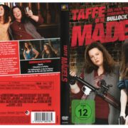 Taffe Mädels (2013) R2 German DVD Cover