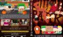 South Park - Season 22 (2018) R1 Custom DVD Cover & Labels