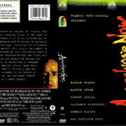 APOCALYPSE NOW REDUX (2000) R1 DVD COVER & LABEL