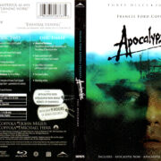 APOCALYPSE NOW (2000) R1 BLU-RAY COVER & LABELS