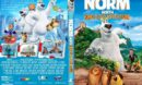 Norm Of The North: Keys To The Kingdom (2019) R1 Custom DVD Cover