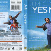 Yes Man (2008) R1 Blu-Ray Cover & labels