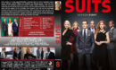 Suits - Season 8 (2019) R1 DVD Covers & Labels