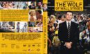 The Wolf Of Wall Street (2014) R2 German DVD Cover