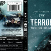 The Terror: Season 1 (2018) R1 Blu-Ray Cover