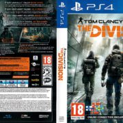 Tom Clancy´s The division R2 PS4 COVER