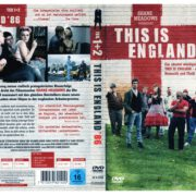 This is England 1+2 (2011) R2 German DVD COVER