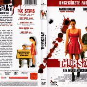 Thursday (1998) R2 German DVD Cover