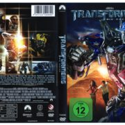 Transformers – Die Rache (2009) R2 German DVD Cover