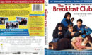 The Breakfast Club (1985) R1 Blu-Ray Cover