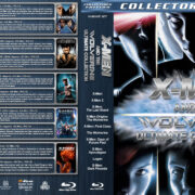 X-Men and the Wolverine Ultimate Collection V2 R1 Custom Blu-Ray Cover