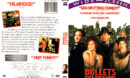 BULLETS OVER BROADWAY (1994) R1 DVD COVER & LABEL