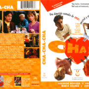 CHA CHA CHA (1998) R1 DVD COVER & LABEL