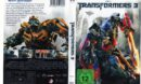 Transformers 3 (2011) R2 German DVD Cover