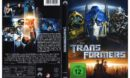 Transformers (2007) R2 German DVD Cover