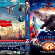 Dumbo (2019) R1 Custom DVD Covers