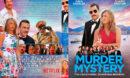 Murder Mystery (2019) R1 Custom DVD Cover