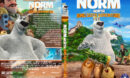 Norm of the North: King Sized Adventure (2019) R1 Custom DVD Cover