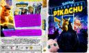 Pokémon Detective Pikachu (2019) R1 Custom DVD Cover