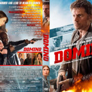 Domino (2019) R1 Custom DVD Cover