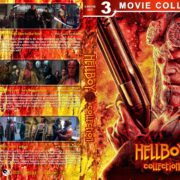 Hellboy Collection R1 Custom DVD Cover