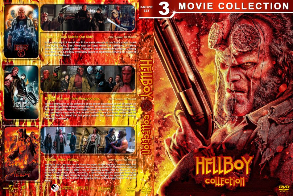 Xbox 360 Games Collection Hellboy Collection R1 ...