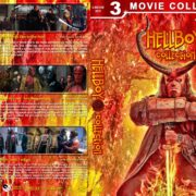 Hellboy Collection R1 Custom DVD Cover v2