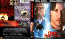 CHAIN REACTION (1996) R1 DVD COVER & LABEL