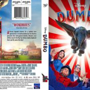 Dumbo (2019) R1 DVD Cover
