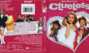 Clueless (1995) R1 Blu-Ray Cover & Label