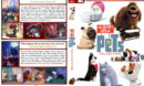 The Secret Life of Pets Collection R1 Custom DVD Cover